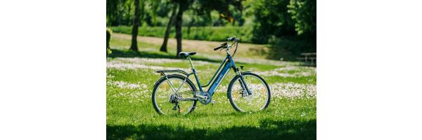 Gute Trekkingräder & E-Cityräder