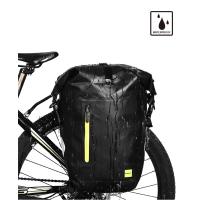 Rhinowalk Fahrradtasche (25L) Schwarz