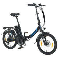 Falt-Pedelec Camp-20D / E-Bike 20 Zoll