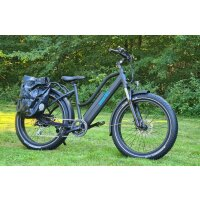 Fat-Bike Winter Pedelec / E-Bike 26 Zoll RockX-26T mit...
