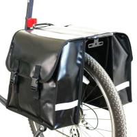 Premium Doppel-Gepäckträgertasche (30L)